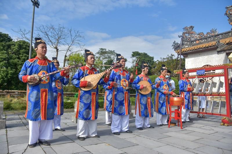 Huế tái hiện lộng lẫy lễ Nguyên đán triều Nguyễn  - ảnh 6