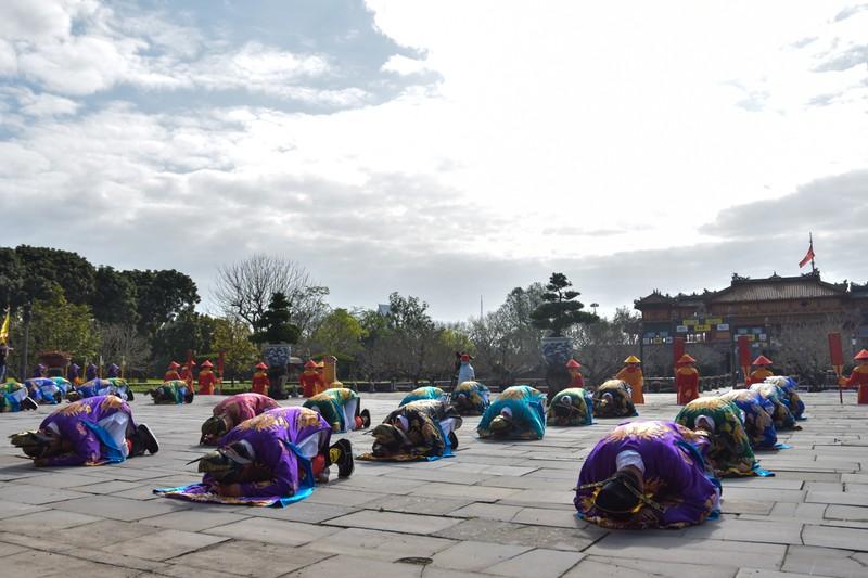 Huế tái hiện lộng lẫy lễ Nguyên đán triều Nguyễn  - ảnh 5