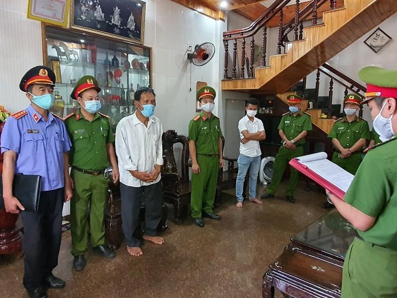 Thừa Thiên - Huế: Cựu Phó Phòng Văn hóa thông tin bị bắt - ảnh 2