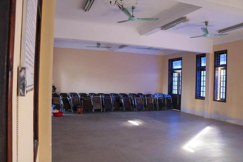 Huế gấp rút chuẩn bị cơ sở vật chất tại các trường học để làm khu cách ly  - ảnh 3