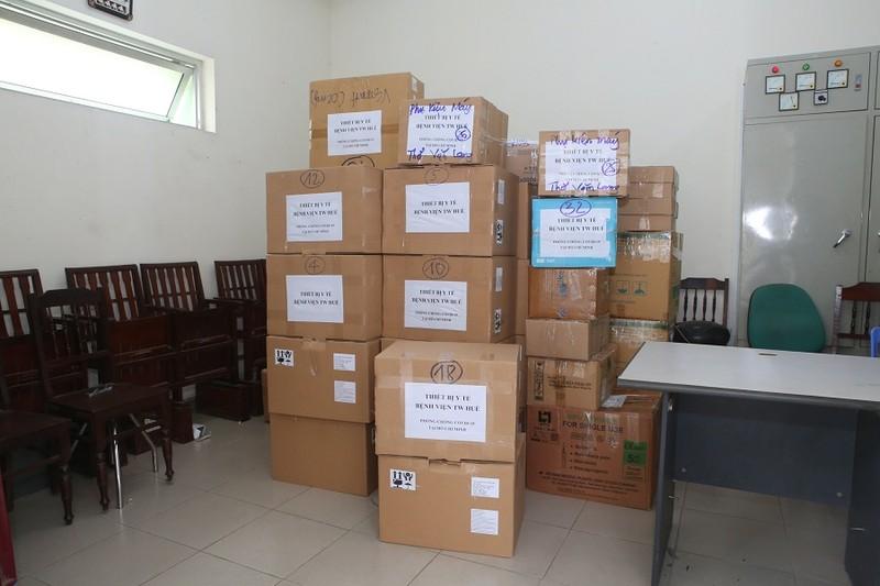 Bệnh viện Trung ương Huế vào TP.HCM xây dựng trung tâm điều trị bệnh nhân nặng - ảnh 2