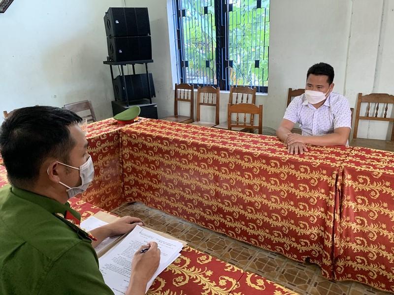 Thừa Thiên- Huế: Bắt chuyên viên trung tâm phát triển quỹ đất - ảnh 1