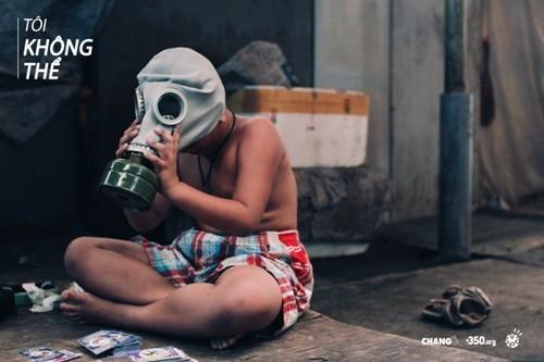 Giảm nguy cơ ô nhiễm không khí - ảnh 1