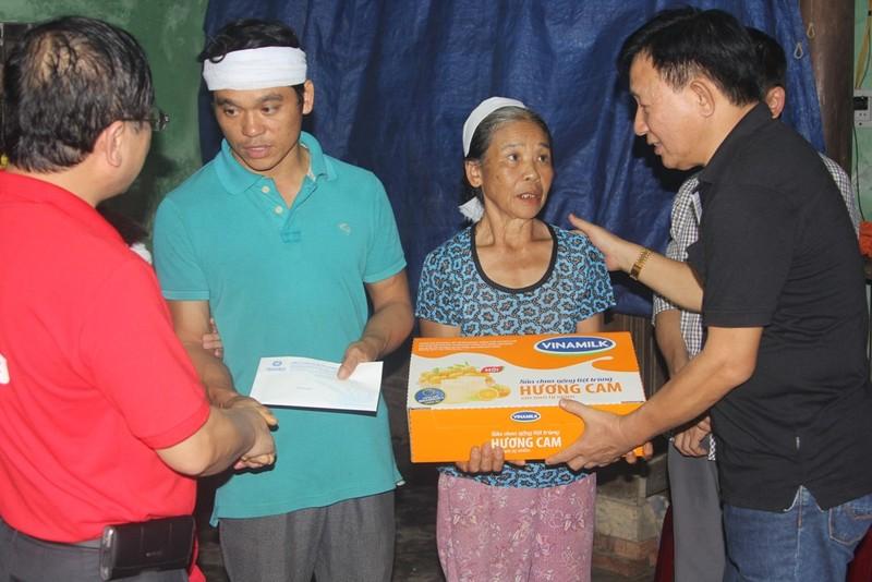 Hỗ trợ người dân tại Hà Tĩnh và Quảng Bình - ảnh 2