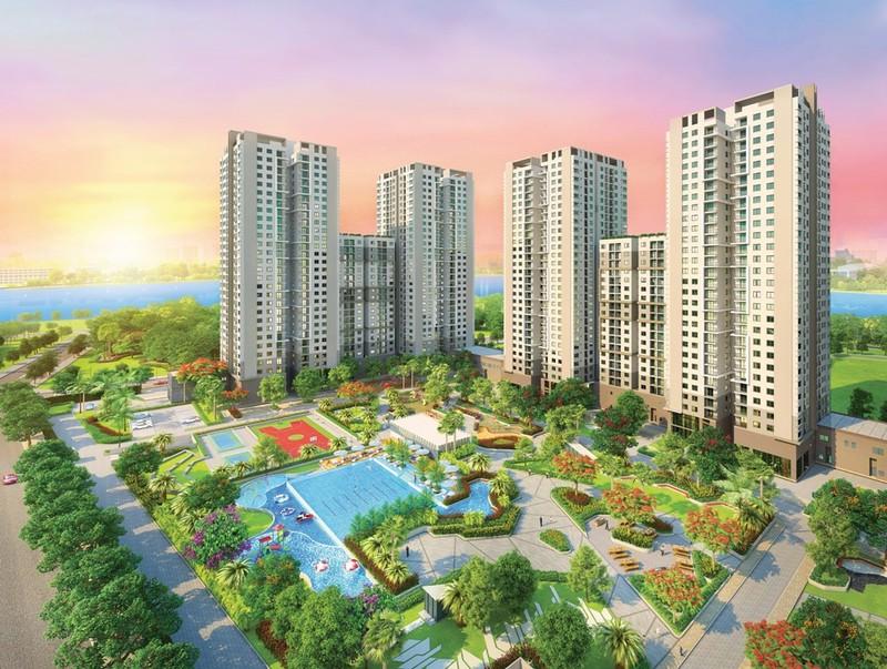 Dự án Saigon South Residences, hơn 90% căn hộ đã có chủ - ảnh 3
