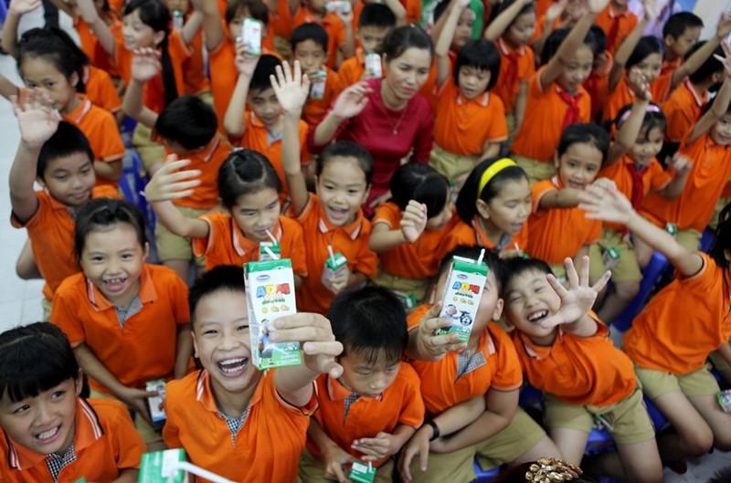 Đà Nẵng chung tay cùng Sữa học đường - ảnh 2