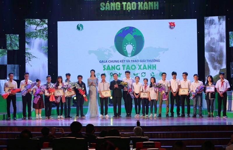 Chung kết và trao giải Sáng tạo xanh 2016 - ảnh 1