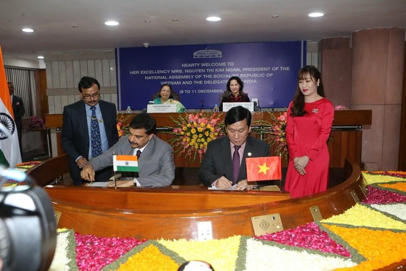 Hợp tác kết nối hàng không Việt Nam - Ấn Độ - ảnh 1
