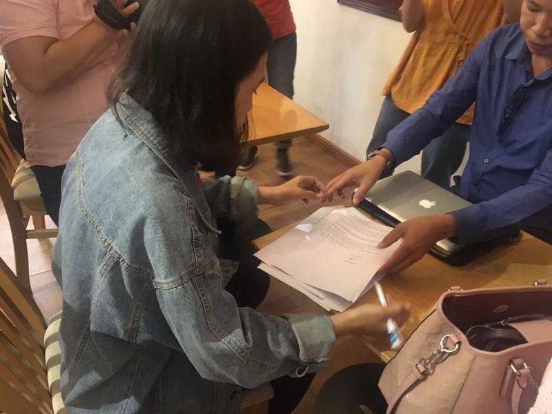 Nữ sinh tố phụ xe Phương Trang sàm sỡ đã gửi đơn tố giác - ảnh 1