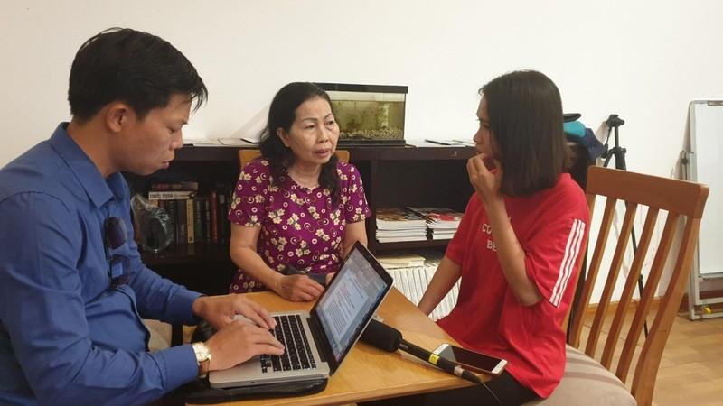 Nữ sinh tố phụ xe Phương Trang sàm sỡ đã gửi đơn tố giác - ảnh 2