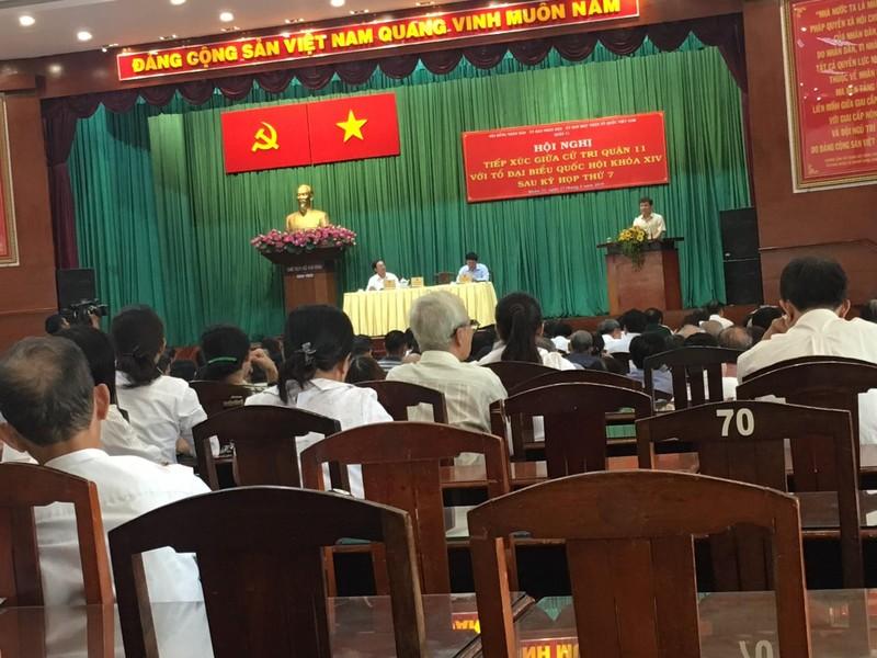 Ông Lê Minh Trí: Việt Nam là nơi trung chuyển ma tuý lớn - ảnh 1