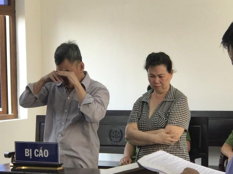 """Làm """"người vận chuyển"""", hai vợ chồng già khóc hối hận tại tòa - ảnh 1"""