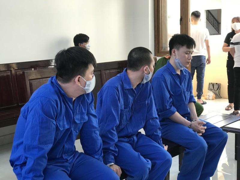 3 thanh niên lãnh án 43 năm tù vì gần 50 g ma túy - ảnh 1