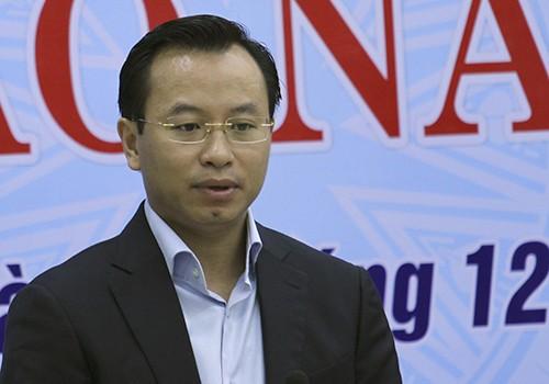 Thôi ủy viên TƯ, cách chức Bí thư ông Nguyễn Xuân Anh - ảnh 1