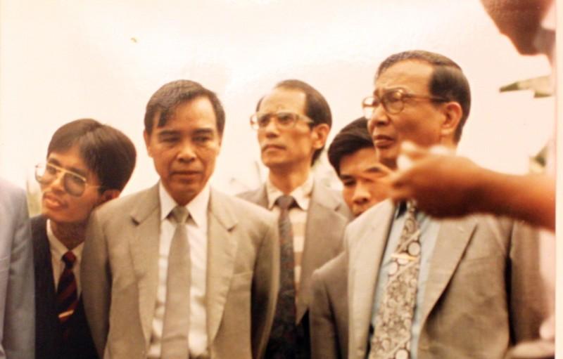 3 yếu tố hội tụ ở nguyên Thủ tướng Phan Văn Khải  - ảnh 1