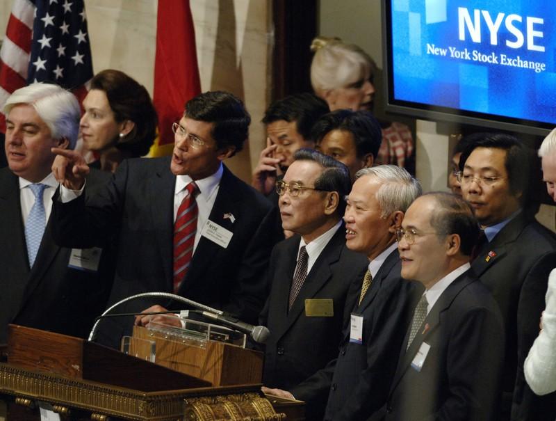 Dấu ấn nguyên Thủ tướng Phan Văn Khải với kinh tế VN - ảnh 3