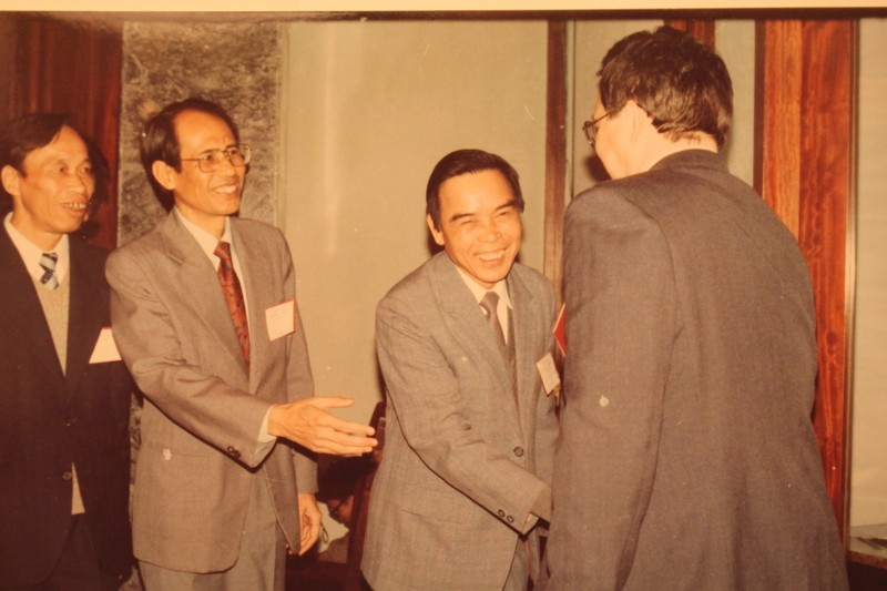 3 yếu tố hội tụ ở nguyên Thủ tướng Phan Văn Khải  - ảnh 2