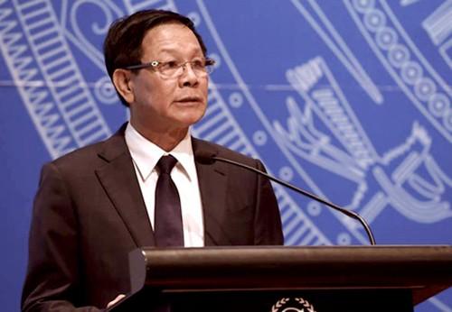 Vụ đánh bạc: Đã phê chuẩn khởi tố ông Phan Văn Vĩnh  - ảnh 1