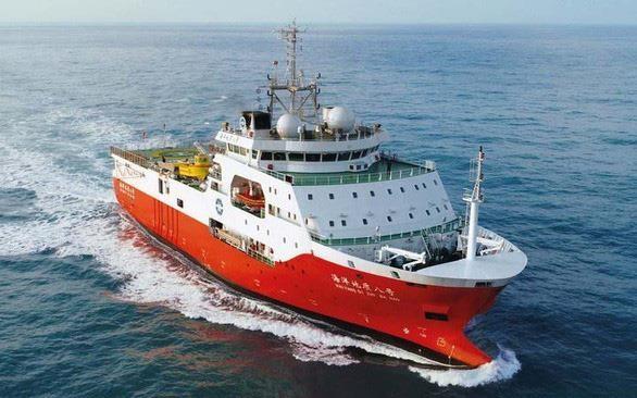 Nhóm tàu Trung Quốc tái xâm phạm vùng biển của Việt Nam - ảnh 1