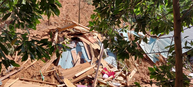 Quảng Nam: Đã tìm thấy 8 thi thể ở xã Trà Vân, Nam Trà My  - ảnh 1