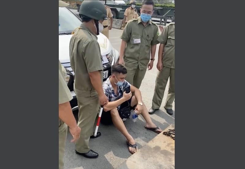 Youtuber Lê Chí Thành bị bắt  - ảnh 1