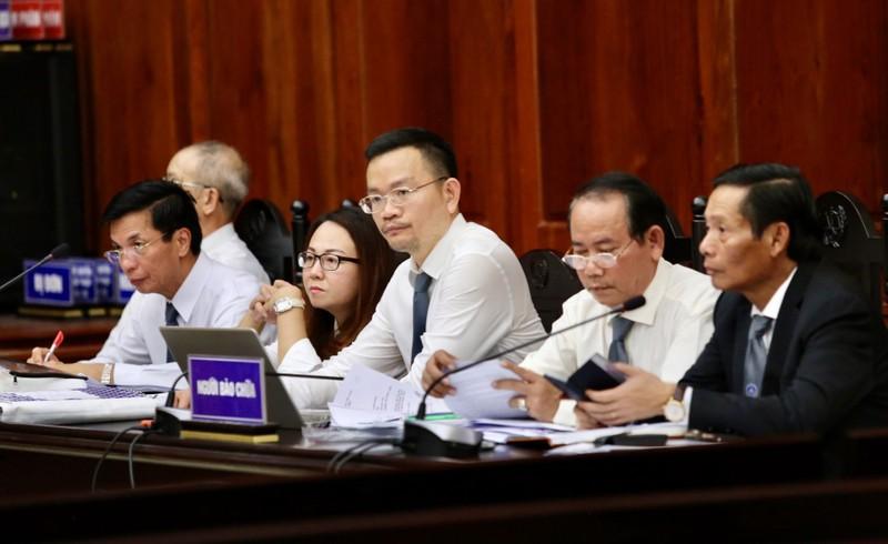 Phúc thẩm vụ ông Cao Minh Huệ cùng 2 bị cáo kêu oan - ảnh 3