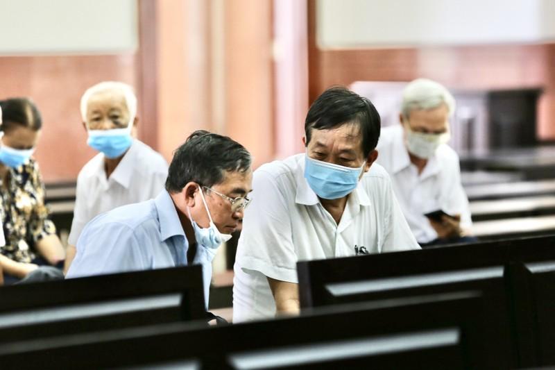 Phúc thẩm vụ ông Cao Minh Huệ cùng 2 bị cáo kêu oan - ảnh 1