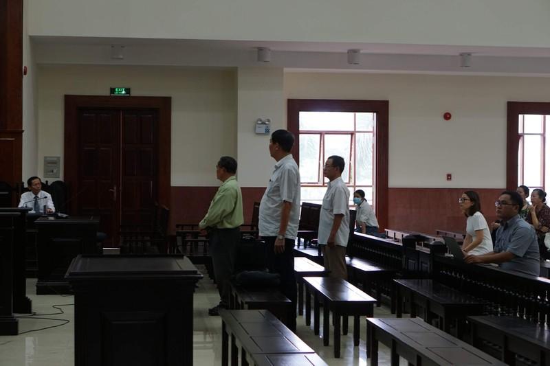 Vụ Cao Minh Huệ: Các bị cáo kêu oan, toà tuyên giảm án - ảnh 1