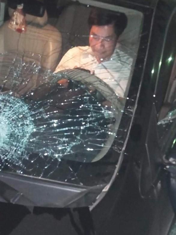 Trưởng Ban Nội chính Thái Bình gây tai nạn có thoát hình sự? - ảnh 1