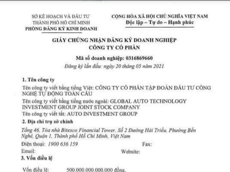 Doanh nghiệp đăng ký vốn 500.000 tỉ: 90 ngày sau sẽ 'rõ mặt anh hào' - ảnh 1