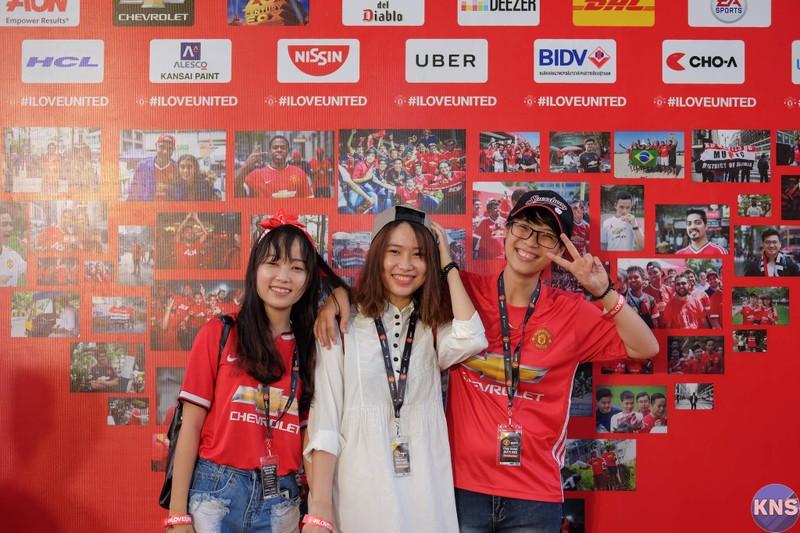 3.000 fan MU 'quẩy' hết mình tại sự kiện ILoveUnited - ảnh 3