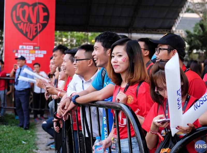 3.000 fan MU 'quẩy' hết mình tại sự kiện ILoveUnited - ảnh 4