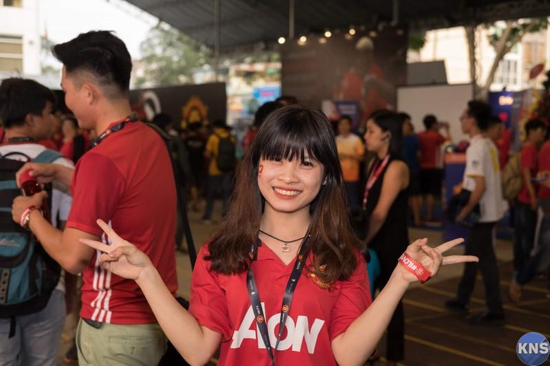 3.000 fan MU 'quẩy' hết mình tại sự kiện ILoveUnited - ảnh 5
