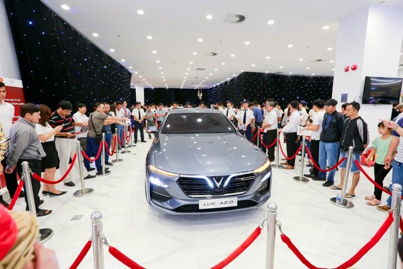 Xe VinFast thành công khi chinh phục khách hàng phía Nam - ảnh 2