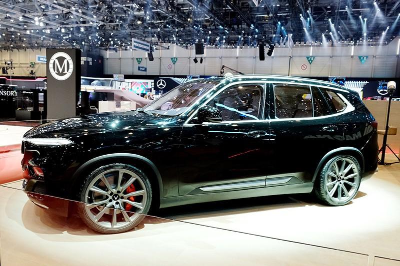 Tỉ phú Phạm Nhật Vượng quyết định đổi xe Lexus sang xe VinFast - ảnh 3