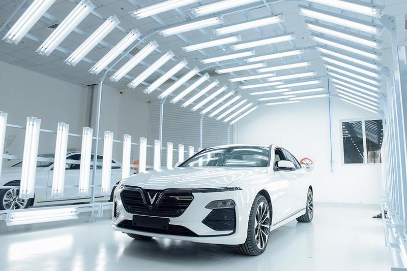 200 mẫu xe VinFast Lux đã sẵn sàng đến tay khách hàng - ảnh 1