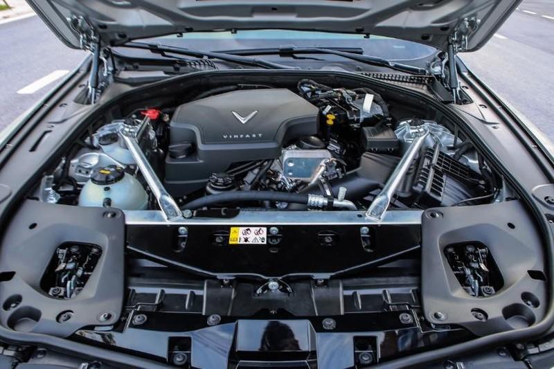 Cận cảnh mẫu sedan cao cấp VinFast Lux A2.0 mới ra thị trường - ảnh 15