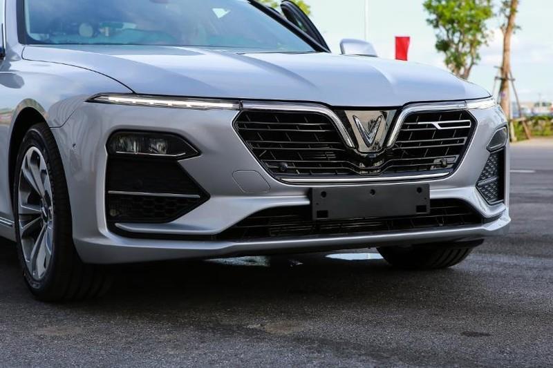 Cận cảnh mẫu sedan cao cấp VinFast Lux A2.0 mới ra thị trường - ảnh 4