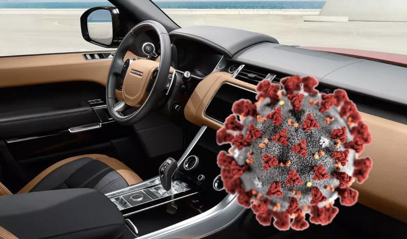 Cách khử trùng xe hơi trong mùa dịch COVID-19 - ảnh 2