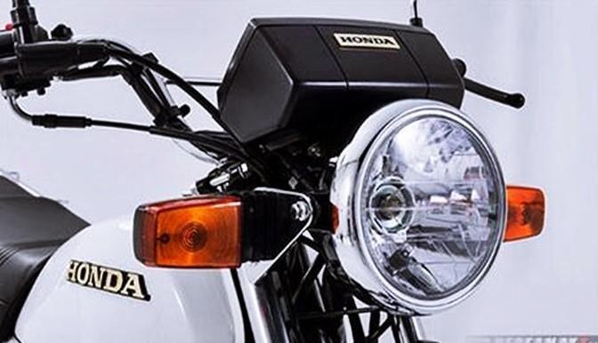 Honda ra mắt xe mới cho người hoài cổ - ảnh 2