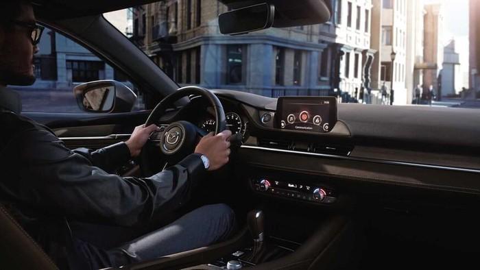 Mazda 6 mới sang chảnh giống thiết kế của BMW - ảnh 2