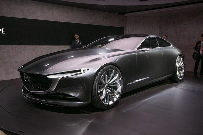 Mazda 6 mới sang chảnh giống thiết kế của BMW - ảnh 3