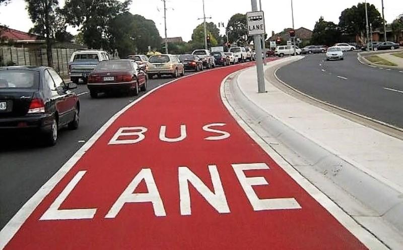 Vì sao 'đường ưu tiên' xe buýt ở TP.HCM chết yểu? - ảnh 2