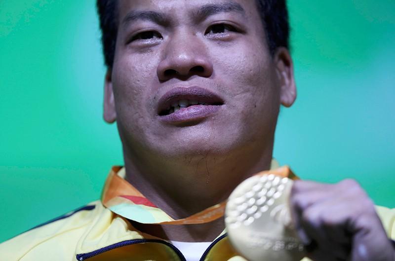 Lê Văn Công đoạt HCV, phá kỷ lục Paralympic và thế giới như thế nào? - ảnh 4