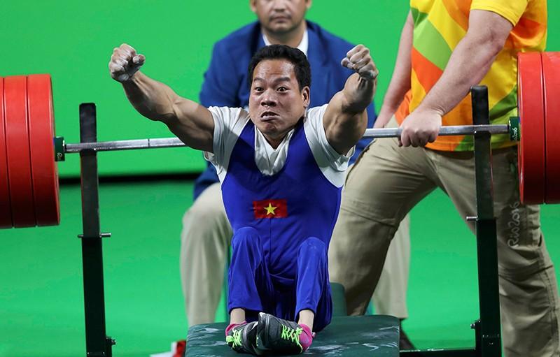 Lê Văn Công đoạt HCV, phá kỷ lục Paralympic và thế giới như thế nào? - ảnh 1