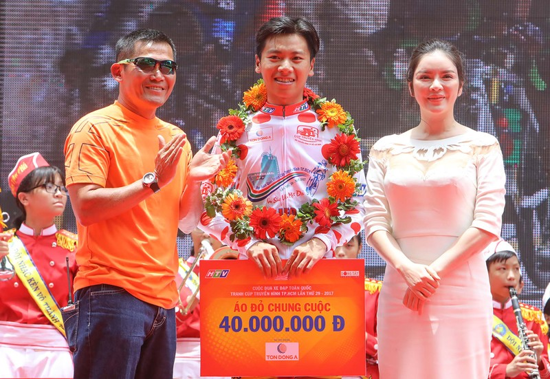 Ariya Phounsavath đăng quang áo vàng Cúp Truyền hình - ảnh 11