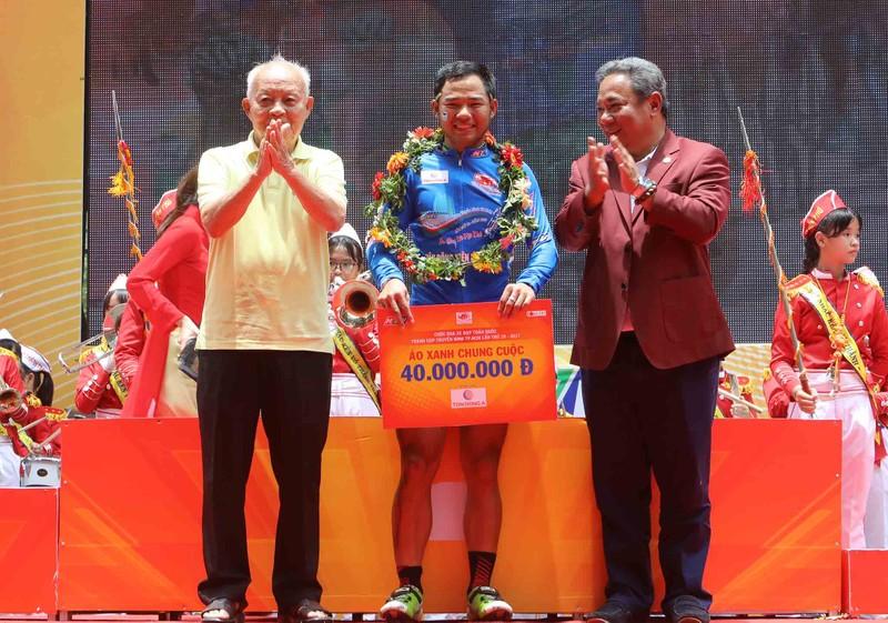 Ariya Phounsavath đăng quang áo vàng Cúp Truyền hình - ảnh 10