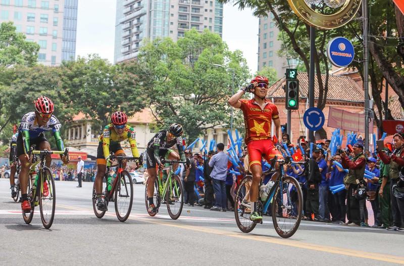 Ariya Phounsavath đăng quang áo vàng Cúp Truyền hình - ảnh 7