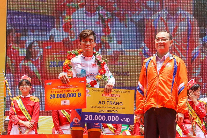 Ariya Phounsavath đăng quang áo vàng Cúp Truyền hình - ảnh 12