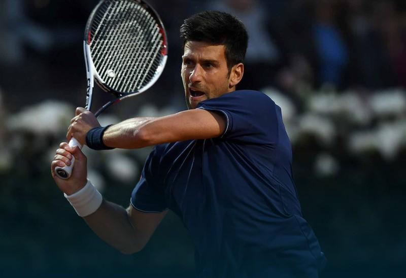 Djokovic vào chung kết Rome sau trận thắng 59 phút - ảnh 3